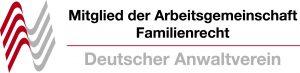 Logo Mitglied ARGE Familienrecht